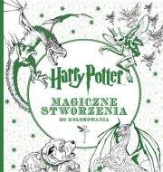 Harry Potter Plakaty Do Kolorowania Ambelucjapl Książki