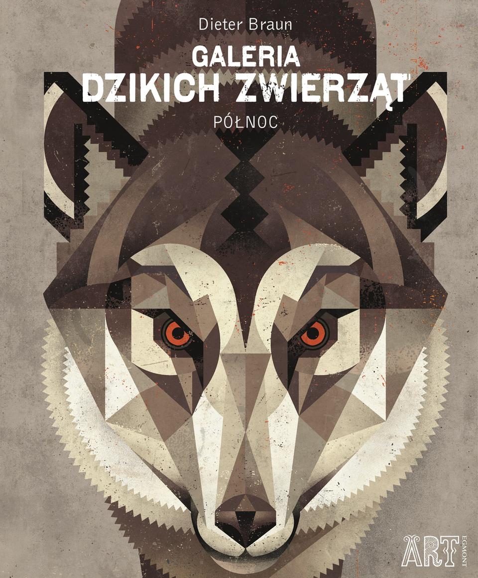 Galeria Dzikich Zwierząt Północ Plus Plakat Ambelucjapl