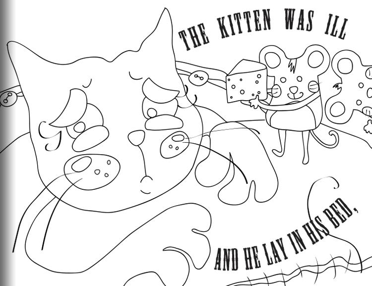 Chory Kotekthe Sick Kitten Ambelucjapl Książki Dla Dzieci