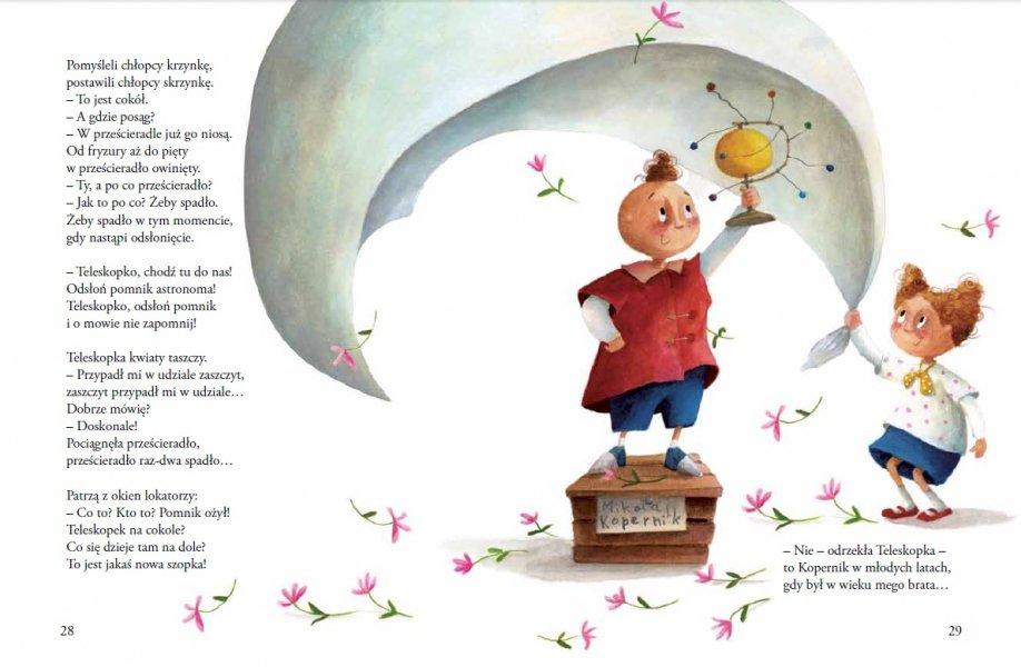Dzieci Pana Astronoma Ambelucjapl Książki Dla Dzieci